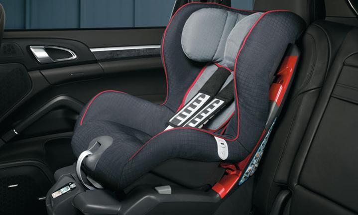 Porsche Cayenne Child Car Seat