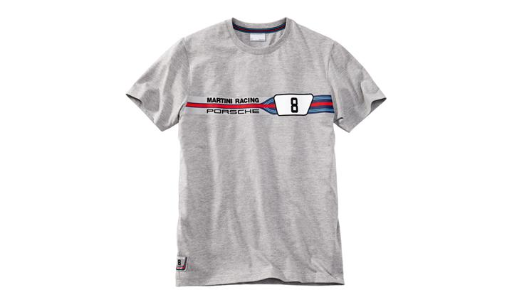 porsche design men 39 s martini racing t shirt ebay. Black Bedroom Furniture Sets. Home Design Ideas