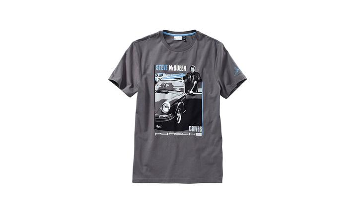 t shirt homme steve mcqueen t shirts pour lui porsche driver 39 s selection. Black Bedroom Furniture Sets. Home Design Ideas