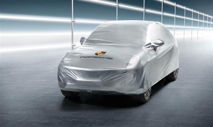 Housse de protection voiture pour l ext rieur macan tequipment porsche driver 39 s selection - Housse voiture exterieur ...