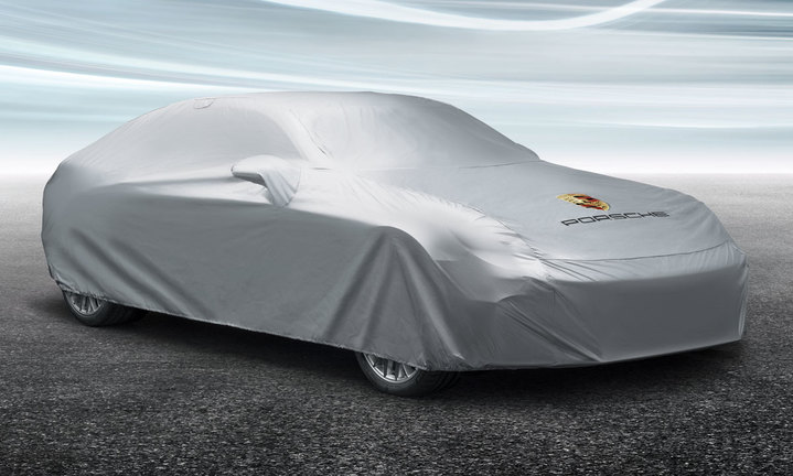 Panamera Outdoor-Car-Cover