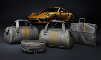Gepäckset Leder - 911 Turbo S Exclusive Series