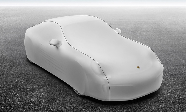 Individuelles Car Cover 911