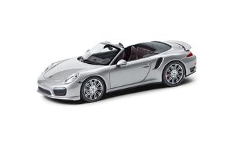 911 (991) Turbo Carbriolet, 1:43