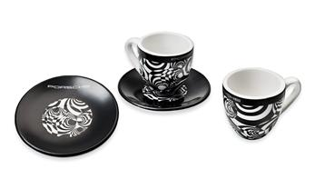 Espresso cups, set of 2 – Prototype – limited edition.