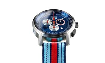 Chronograph – MARTINI RACING – limited edition.