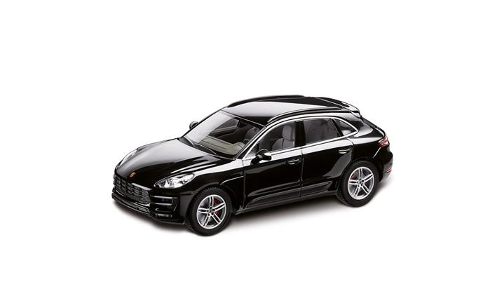 Macan Turbo, 1:43