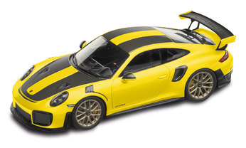 911 GT2 RS, mit Weissach package, racing yellow/black 1:43 - Limited Edition