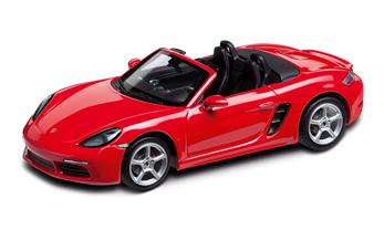 718 Boxster S (982), guards red, 1:43