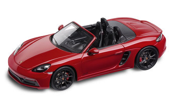 1:43 Model Car | 718 Boxster GTS in Red