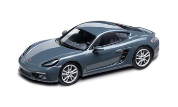Porsche 718 Cayman (982), Graphite Blue Metallic, 1:43