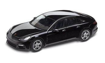 Panamera 4 (G2), jet black metallic, 1:43