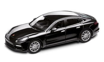 Panamera Turbo G2, Vulcano Grey Metallic, 1:43