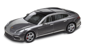 Panamera Turbo Executive G2, achatgraumetallic, 1:43