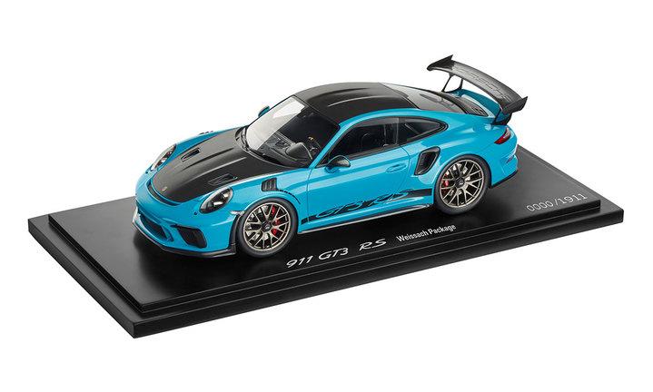 911 GT3 RS ヴァイザッハパッケージ リミテッドエディション