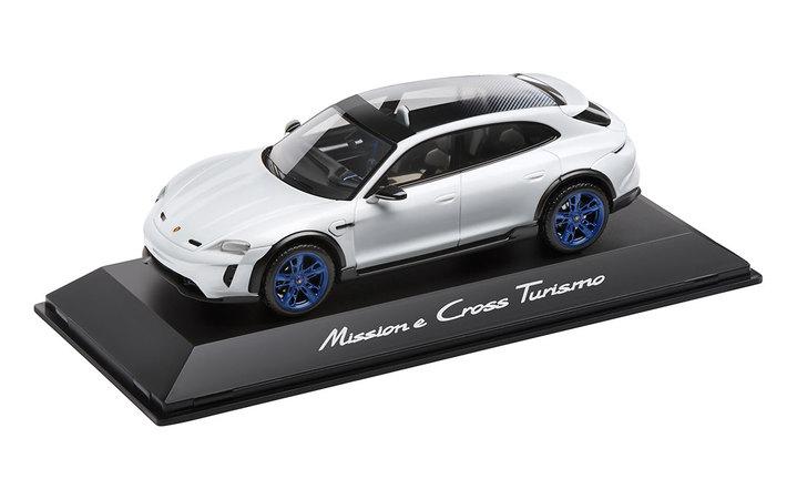 1:18 Model Car | Mission E Cross Turismo in Crayon