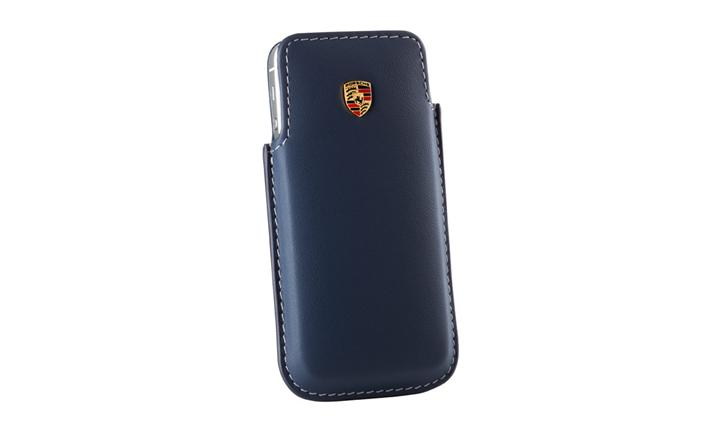 Iphone Cover * Yachting Blue Grey