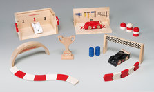 Race track expansion set S – Racing