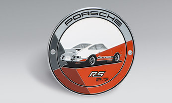 RS 2.7 Collection, Grillbadge