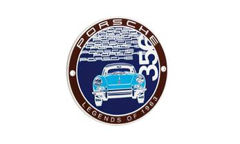 Grill badge - Classic Collection -limited edition