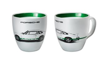 Collector's mug no. 15 – RS 2.7 – limited edition.