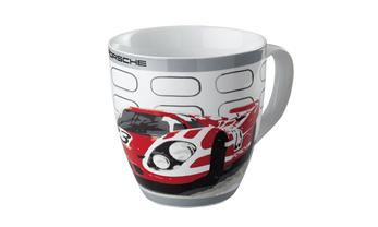 Taza de coleccionista Núm. 17 - Racing Collection - Edición limitada