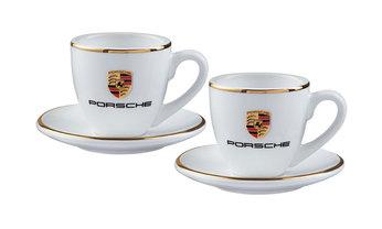 Porsche Crest Espresso Cup Set