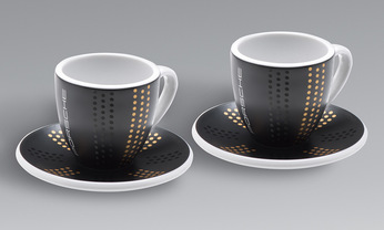 Espresso Cups, Set of two – Limited Edition – 911 Collection