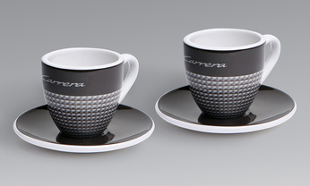 Porsche 911 Collection Espresso Cup Set