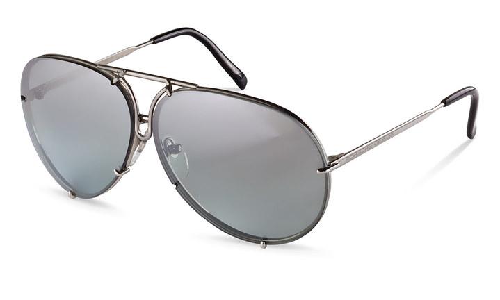 Sunglasses P´8478 B 69 V655, titanium
