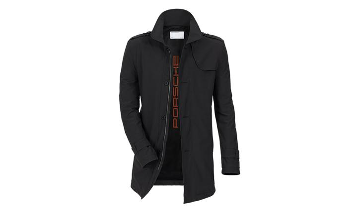 Men's All-weather Business Coat