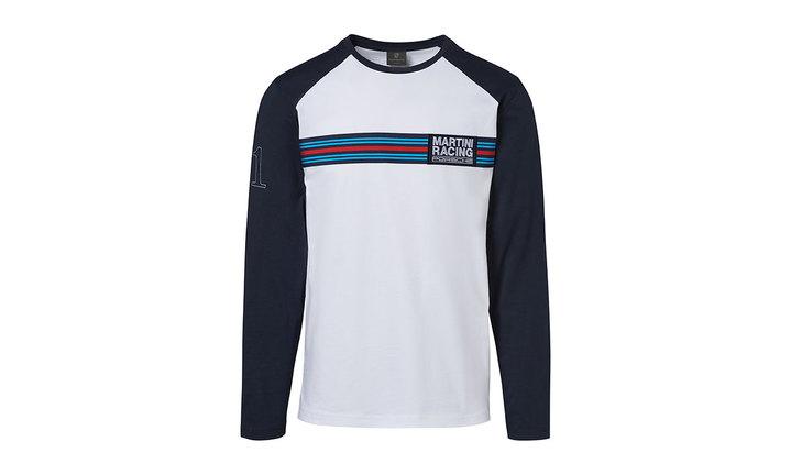 Men's Long-Sleeved T-Shirt – MARTINI RACING®