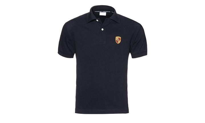 Porsche Crest polo shirt