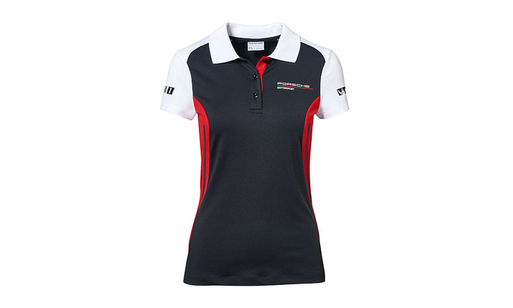 Women's polo shirt – Motorsport