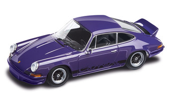 911 RS 2.7, lilac, black 1:43, DieCast