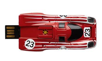 917 Salzburg USB-Stick 8 GB - Racing Collection
