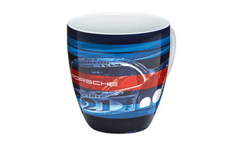 MARTINI RACING Collection, Collector's Cup No. 20, Limited Edition, blue/red/turquoisee