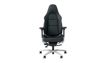 Office Chair Individualized - Graphite Blue