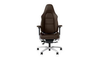 Office Chair Individualized - Saddle Brown