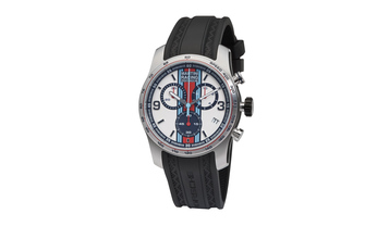 MARTINI RACING Collection, Sport Chrono, silver/black/red/blue