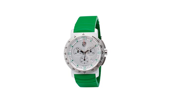 Sport Classic chronograph – green edition