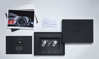 Art Edition, Le Mans Hattrick, Limited Edition