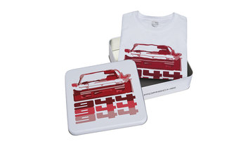 Collector's T-shirt Edition No. 13 – Limited Edition – # Porsche