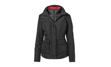 2 in 1 Jacket, Women, black/red