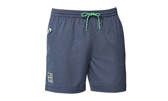 RS 2.7 Collection, Swim Shorts, blue melange