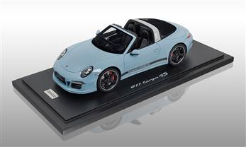 911 (991) Targa 4S Exclusive Edition Niederlande, 1:18