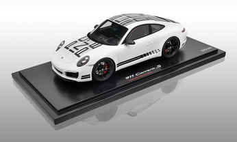 911 (991 II) Carrera S Endurance Racing Edition, weiß, 1:18