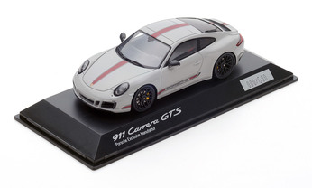 Porsche 911 Carrera GTS 1:43, kreide, Limited Edition