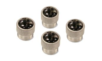 Carbon fiber valve stem Set of 4
