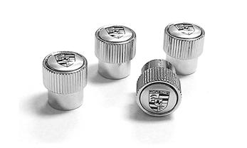 Valve stem cap set